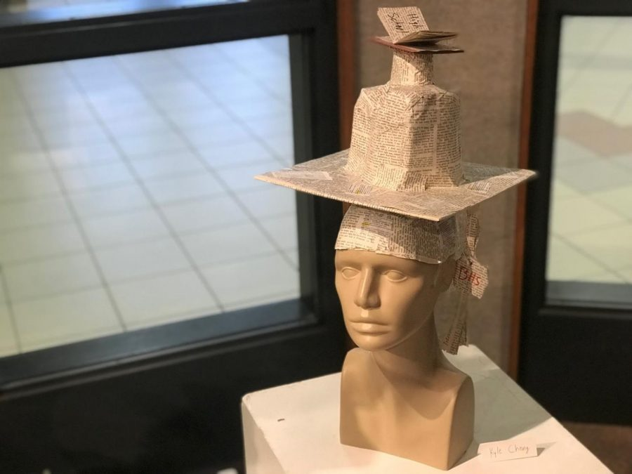 Featured POTW: New student art in gallery
