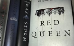 Pritchett declares Red Queen a must-read