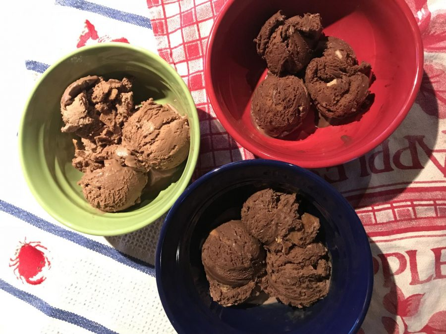 Mia Fischel's take on grocery store ice cream!