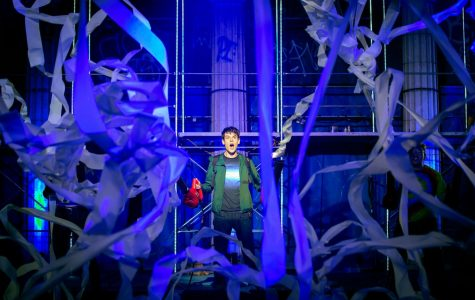 The Lightning Thief: The Percy Jackson Musical Review