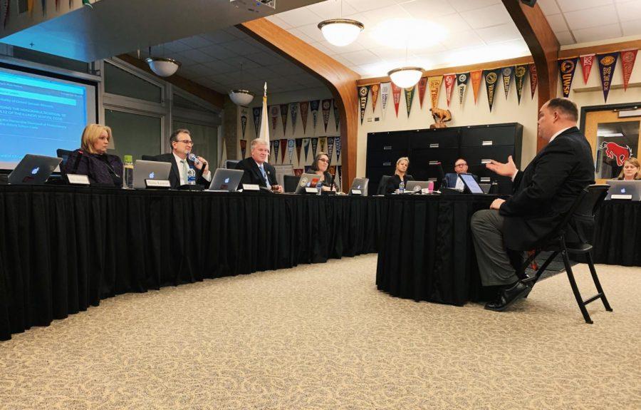 POTW: School Board Meeting