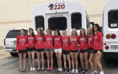 Ladies' track team takes on state championships