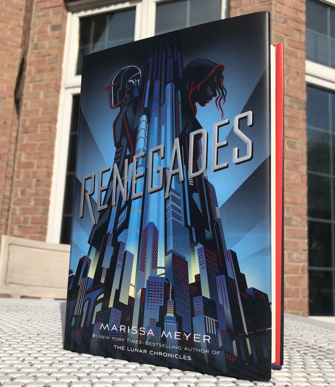 Renegades by Marissa Meyer.