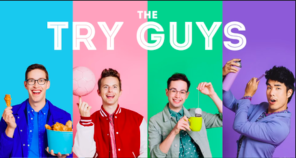 Which Try Guy Are You?