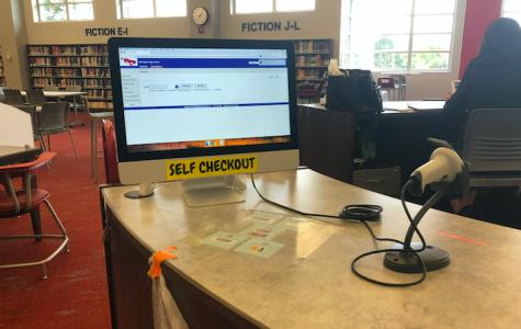 POTW: Library self-checkout