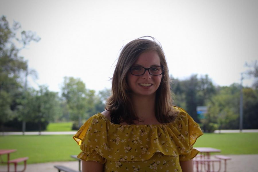 Emma Pritchett, Copy Editor Assistant