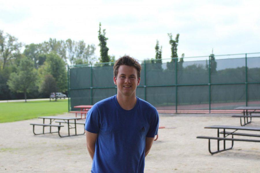 Kevin Fitzpatrick, Staff Writer