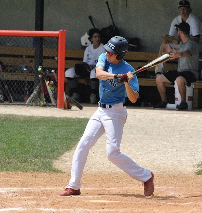 Junior, Ryan Jenkins.