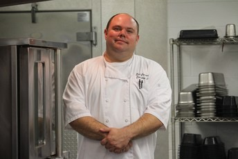 Chef Eric Corradetti: redefining cafeteria food