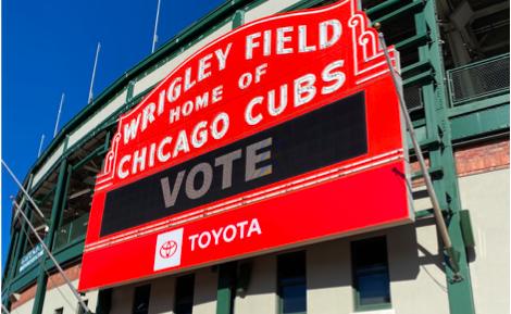 POTW: Chicago promotes voting