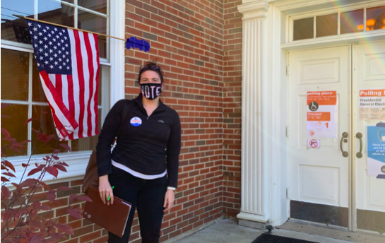 POTW: Citizens of Barrington vote