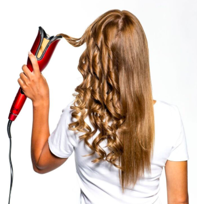 'Spin N Curl' hair curler: Amazon review