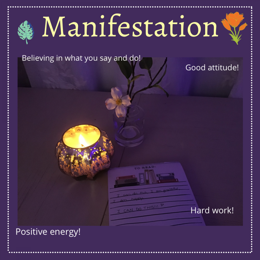 The power of manifestation
