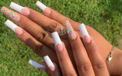 Nailing the nail art